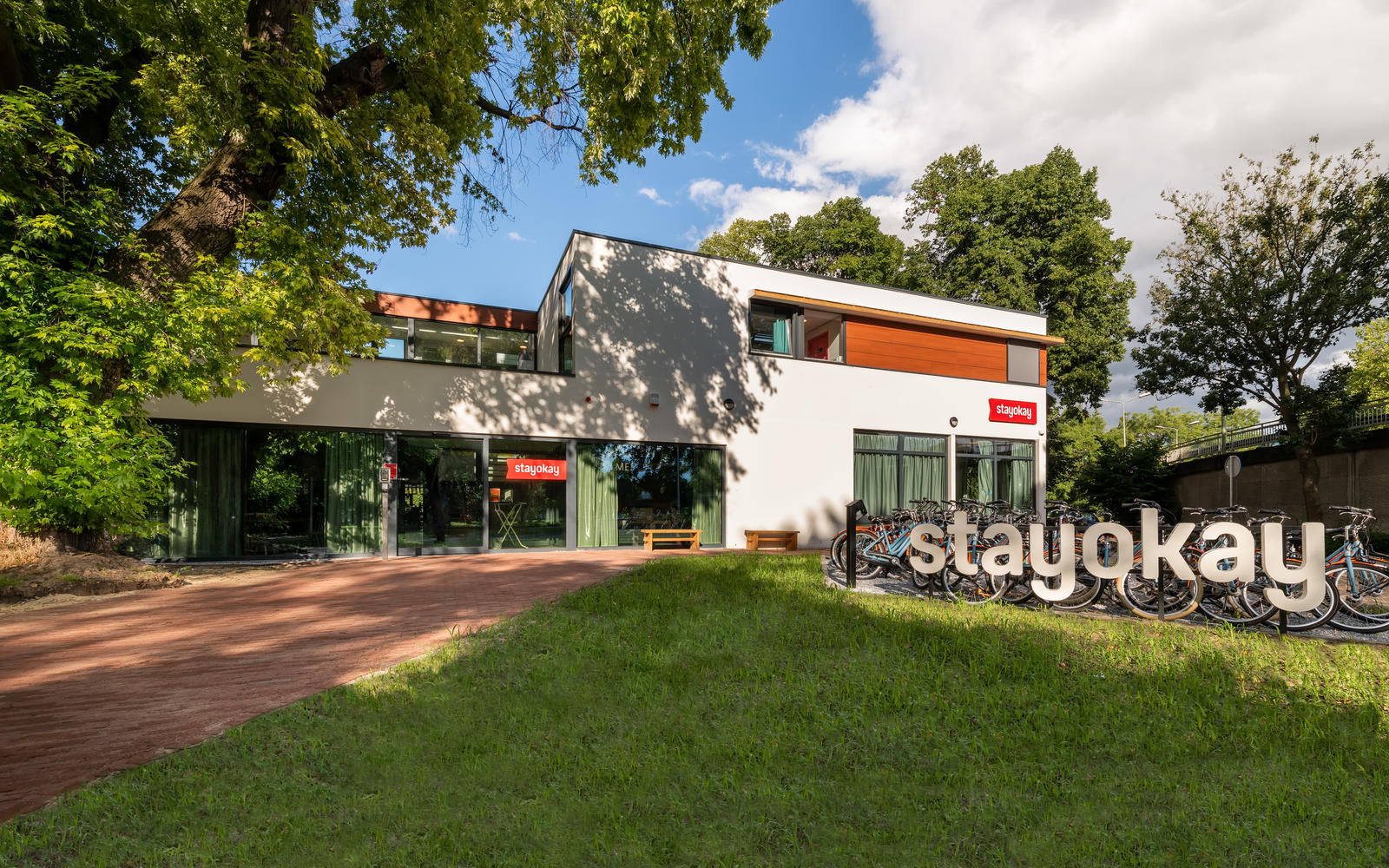 The Stayokay Hotel in Maastricht renovation
